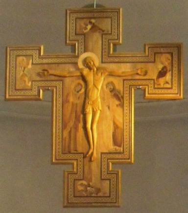 Crucifix by Penanne Crabbe