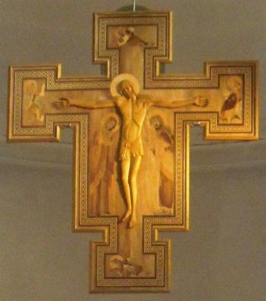 Crucifix by Penanne Crabbe