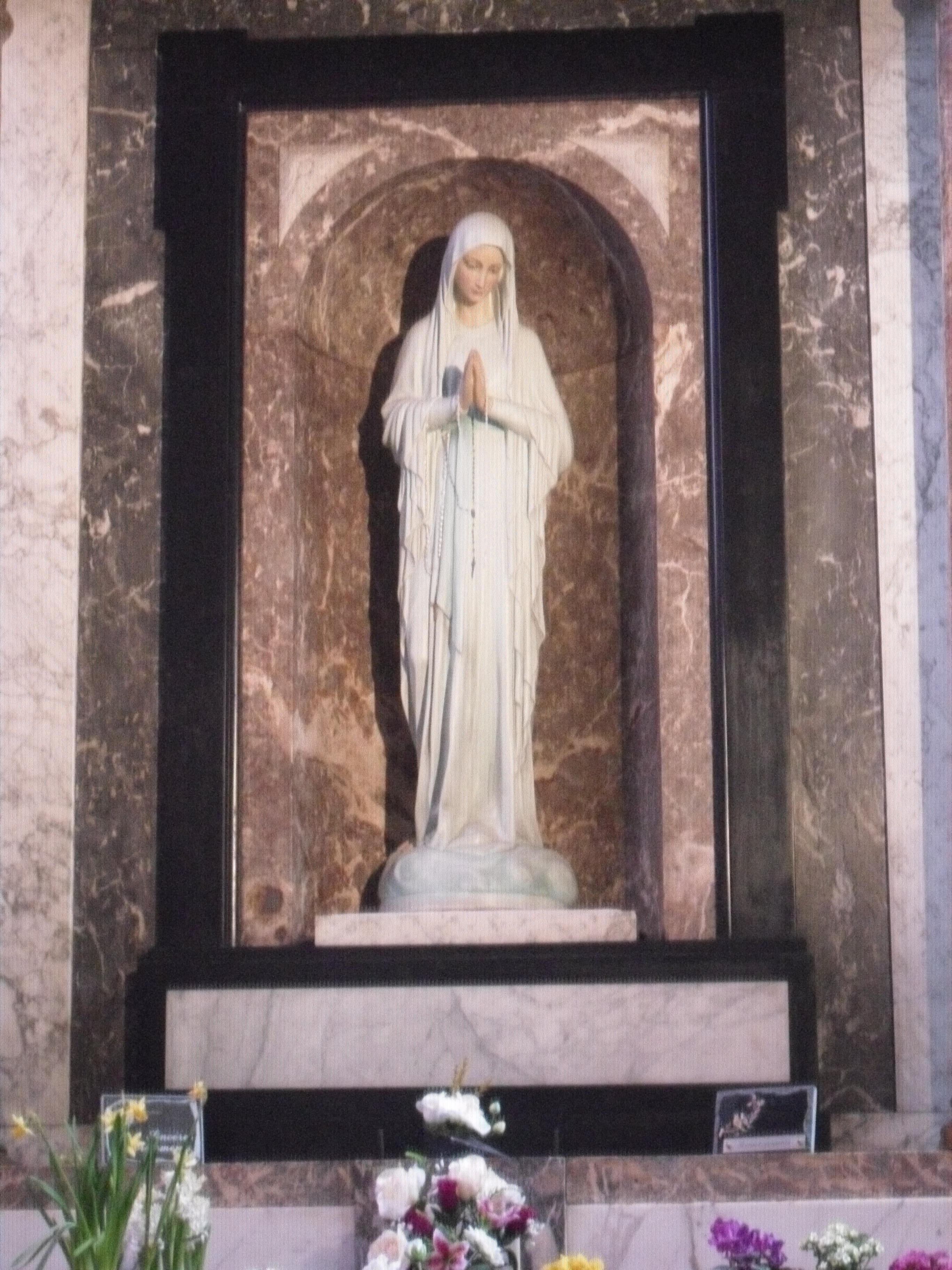Shrines Of Belgium Banneux 171 Catholicpreacher
