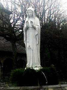 Our Lady of Banneux - Blessing (4)